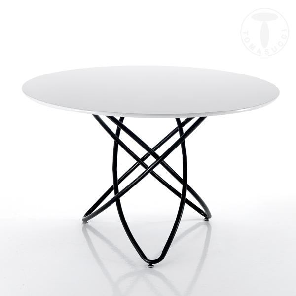 tavolo HULA HOOP WHITE