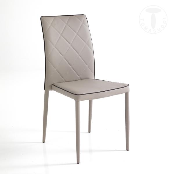 chair ADELE DOVE-GRAY