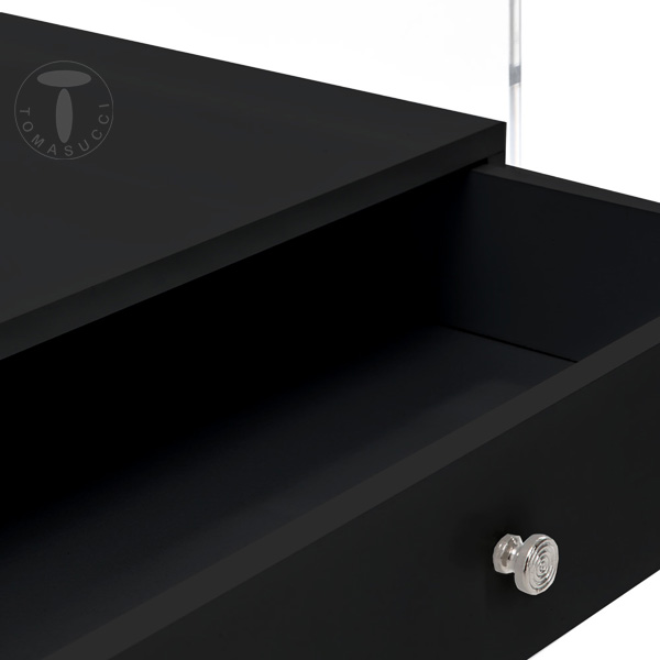 coffee table / bedside table PANOLIA BLACK