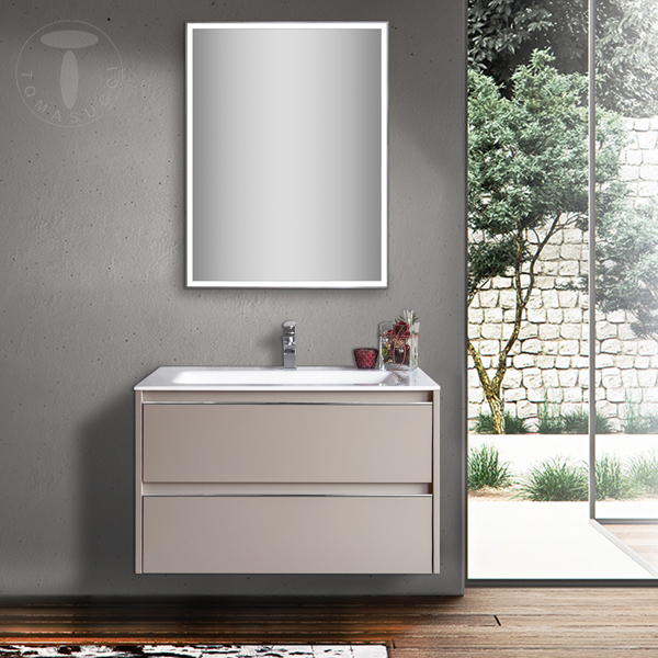mirror with led light B078