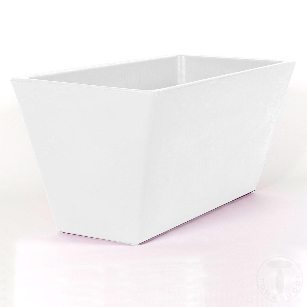 Vaso per esterno / interno JIL 60 WHITE - NEW GARDEN