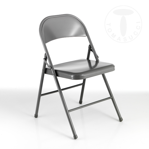 Sedie sedia pieghevole sekka grey - Mobili tomasucci opinioni ...