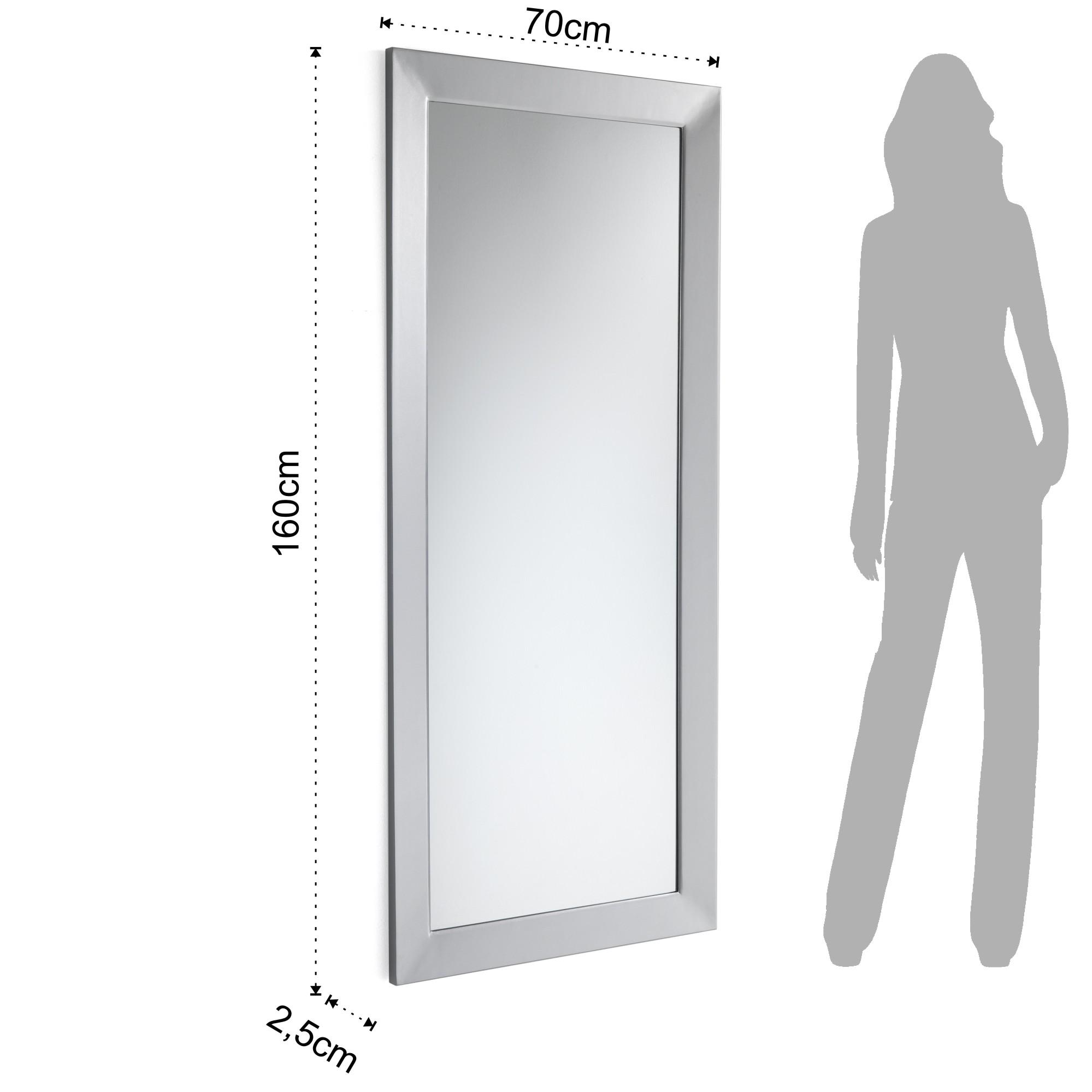 Specchi specchiera da parete york for Conforama specchi