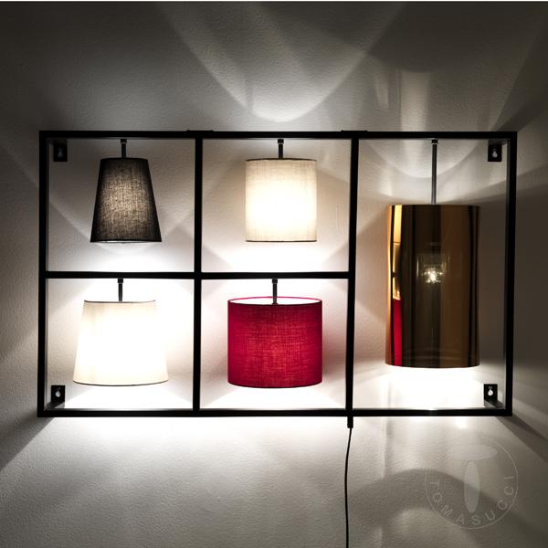 lampada da parete JUMBLE