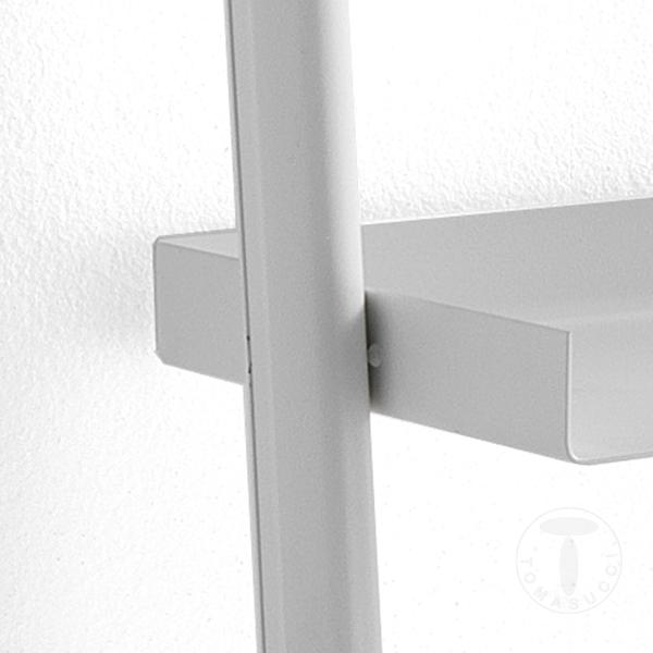 Scaffale - p/asciugamani RAIL WHITE