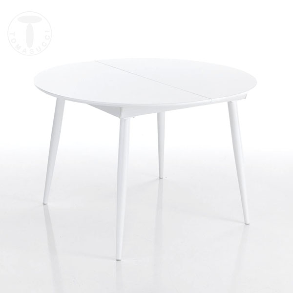 Shoes Oval Extensible Table Astro Round