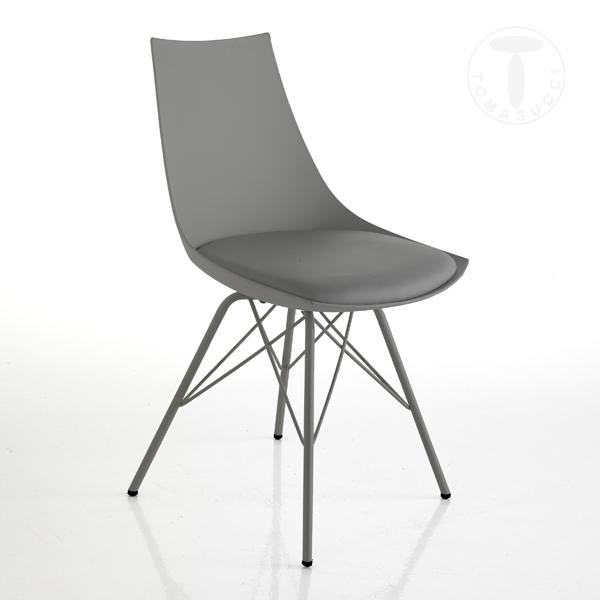 chair KIKI GREY