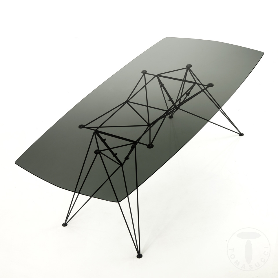 tavolo / scrivania SPILLO BLACK