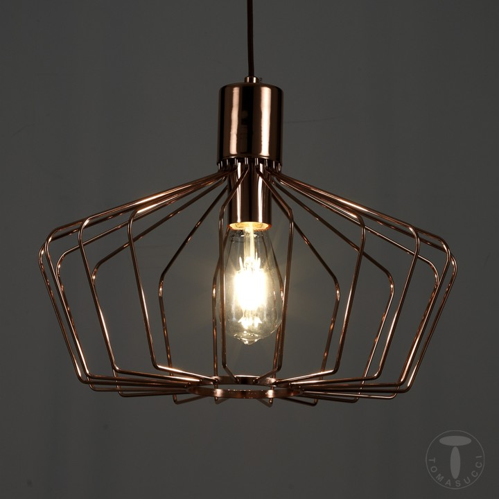 Lampadario COPPER