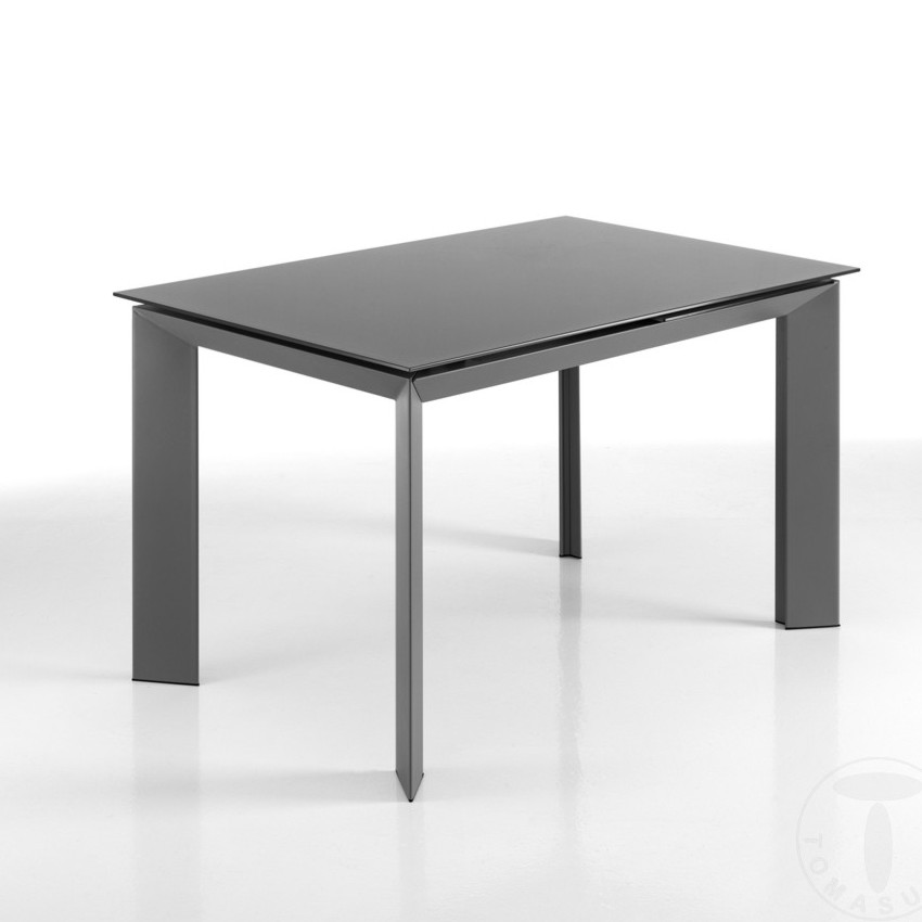 tavolo allungabile BLADE 120 - GREY
