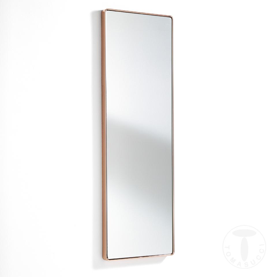 Specchio da parete NEAT COPPER