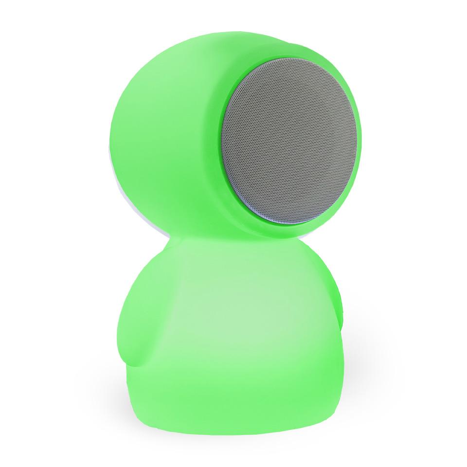 Lampada / altoparlante Bluetooth PUPO