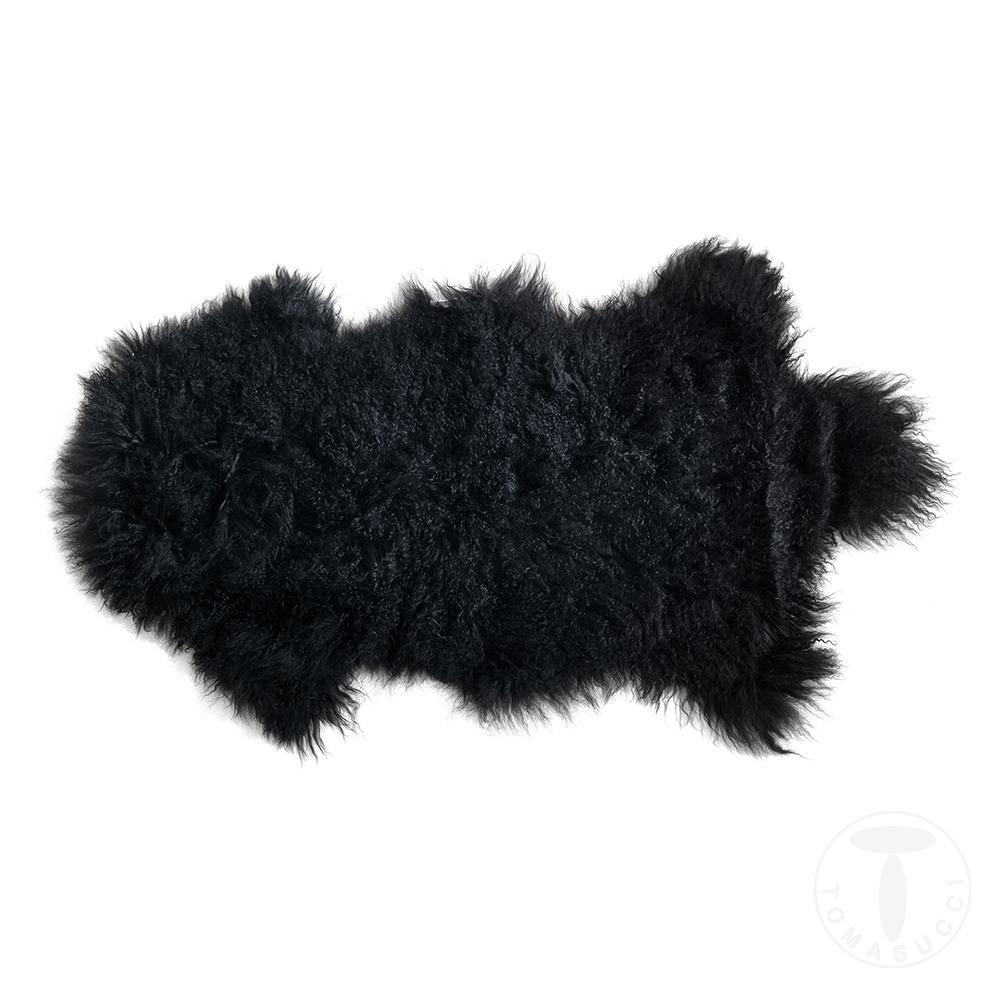 tappeto FUR BLACK