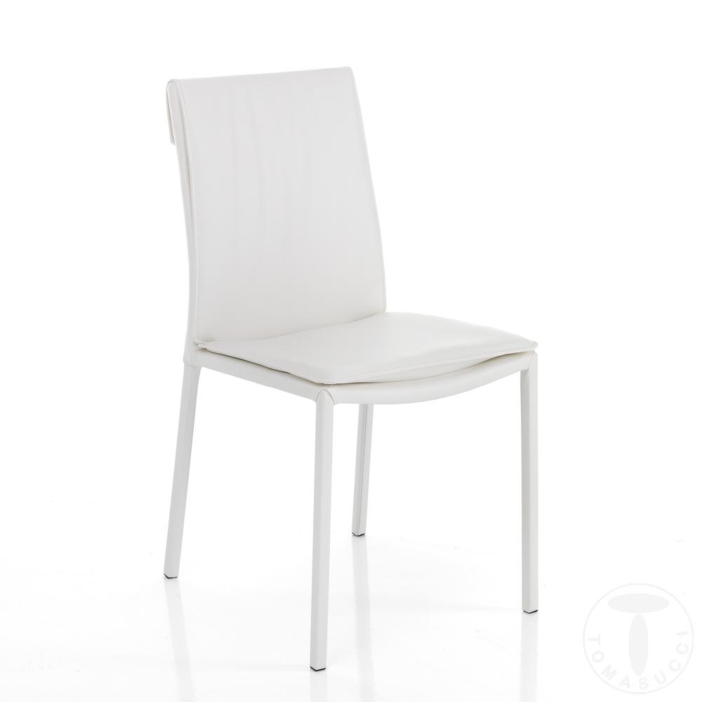 sedia MEDA WHITE