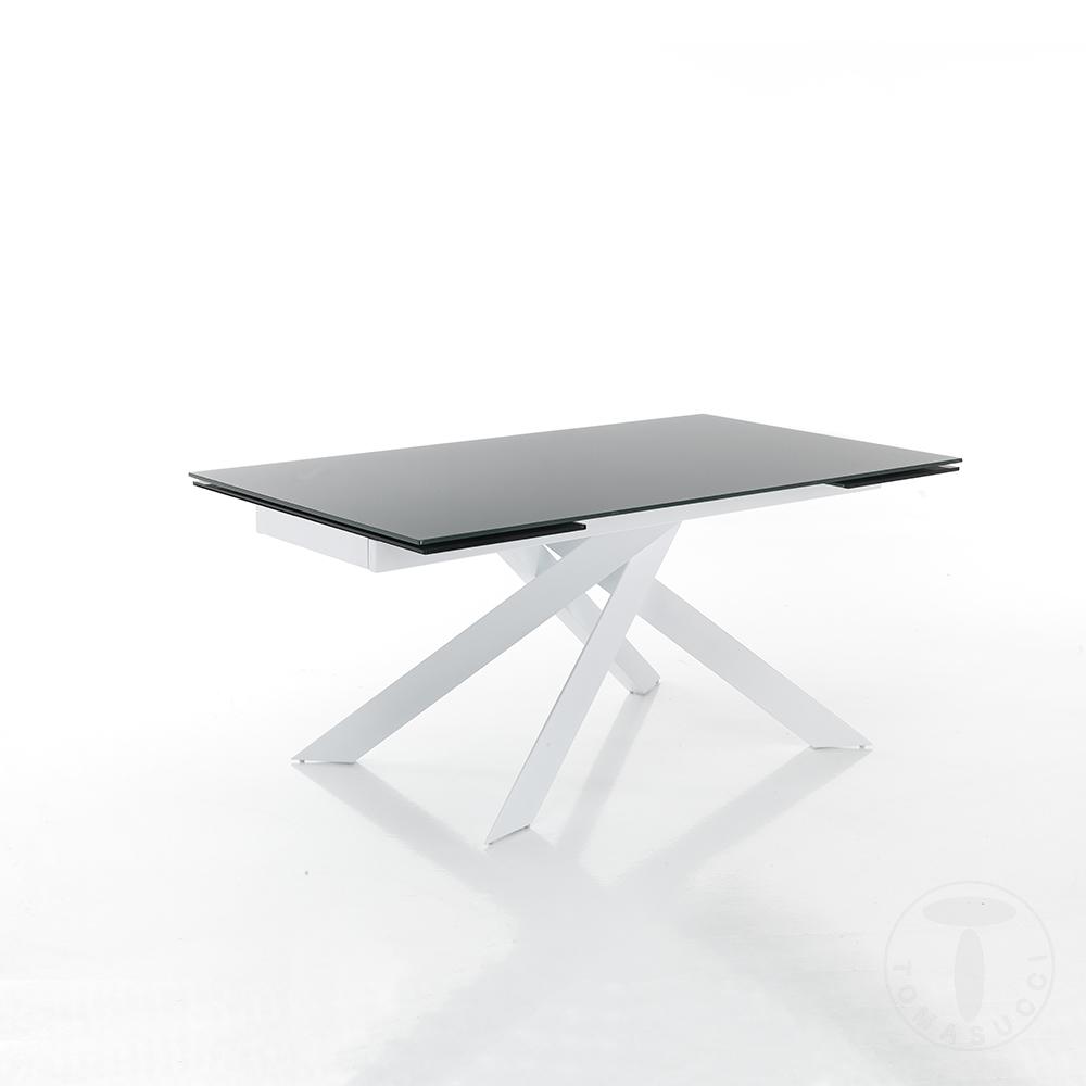 tavolo allungabile GIUKI GREY