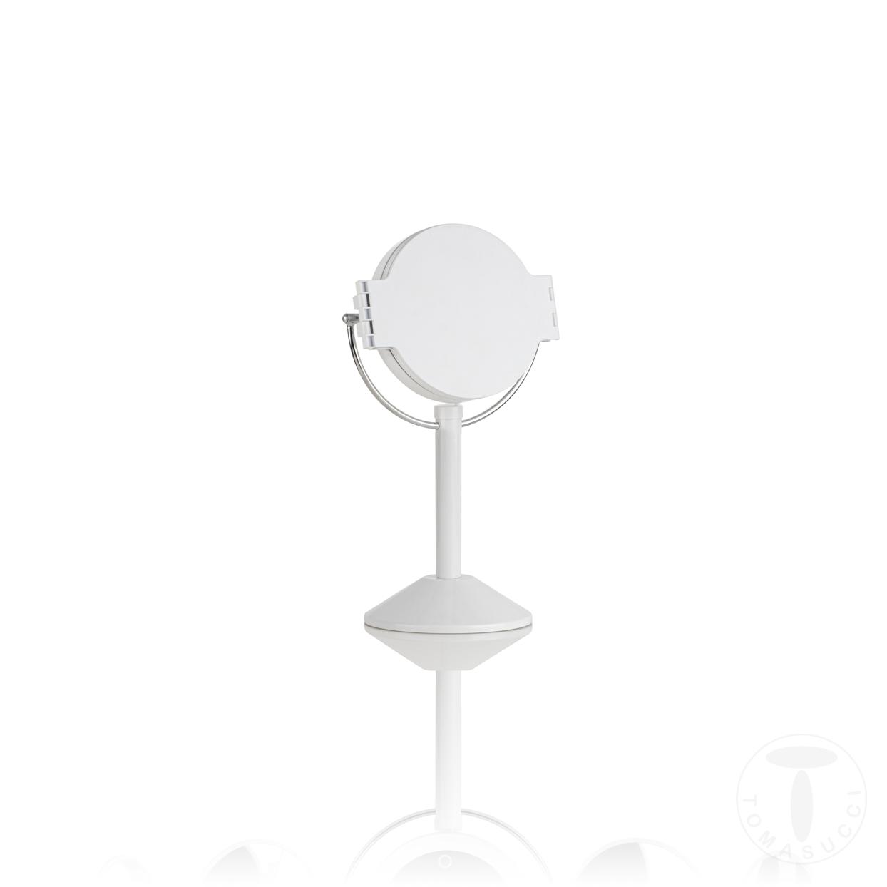specchio da tavolo con led PENTA