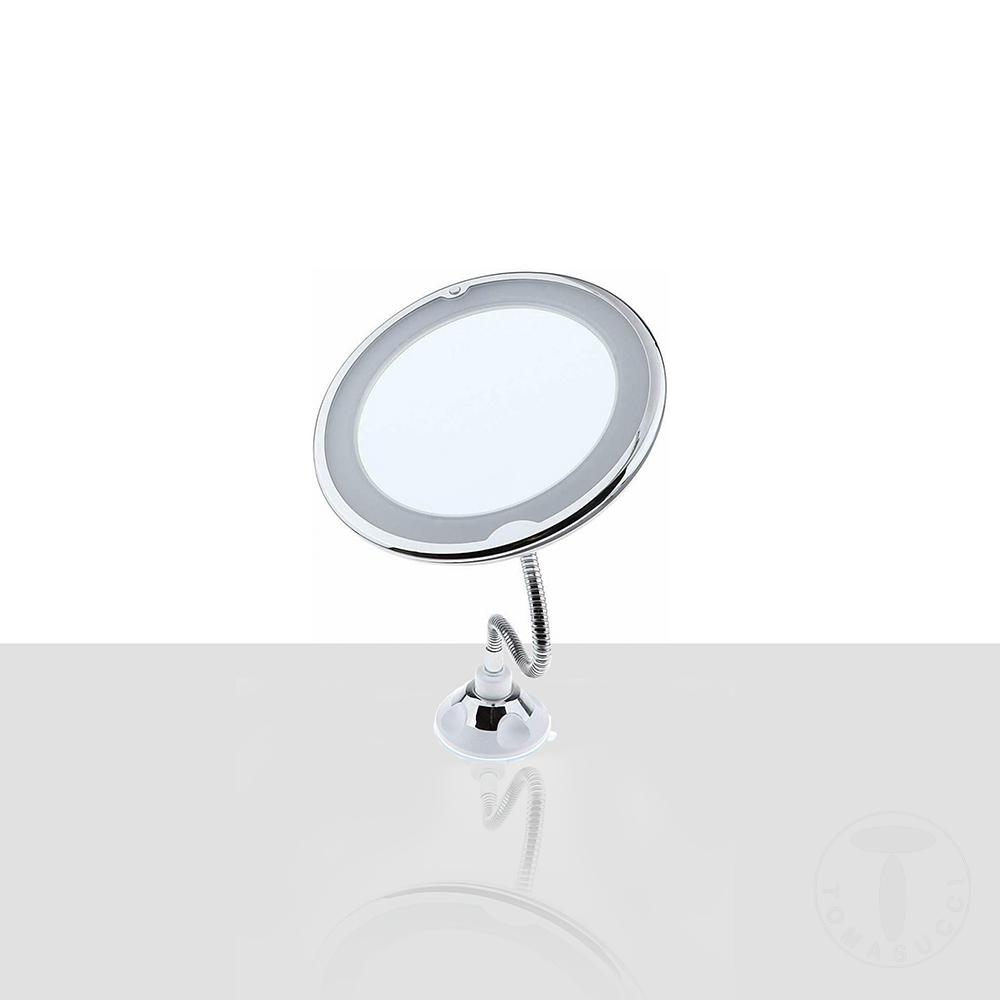 specchio con ventosa FLEX