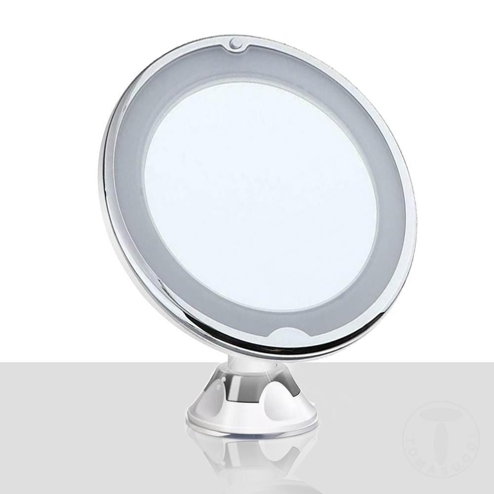 specchio con ventosa ROUND