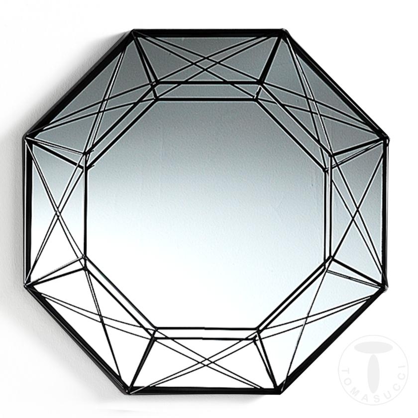 specchiera da parete DIAMOND 80
