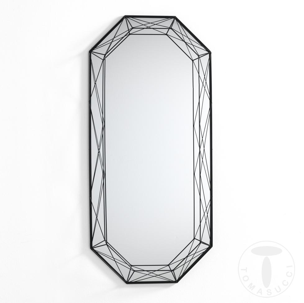 specchiera da parete DIAMOND 120