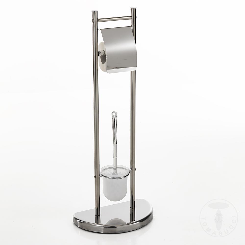 colonna p/spazzolino e p/carta igienica TIMMI