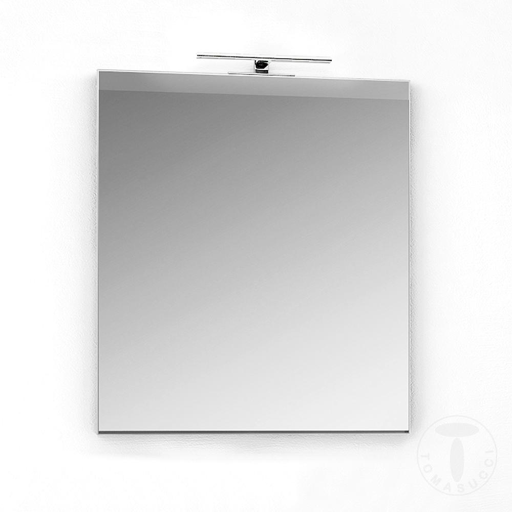 Specchio 70 con luce led