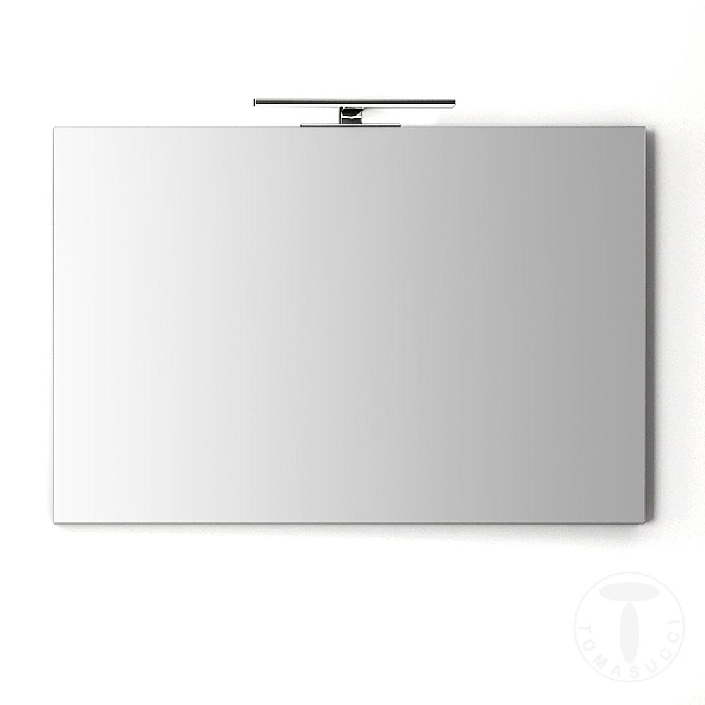 Specchio 90 con luce led